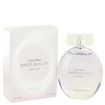 Sheer Beauty Essence by Calvin Klein for Women Eau De Toilette Spray 3.4 oz