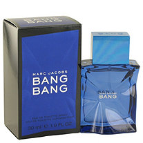 Bang Bang by Marc Jacobs for Men Eau De Toilette Spray 1 oz