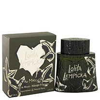 Lolita Lempicka Midnight by Lolita Lempicka for Men Eau De Minuit Eau De Toilette Spray 3.4 oz