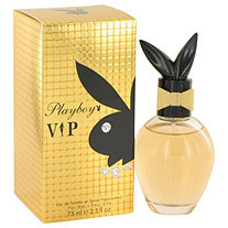 Playboy Vip by Coty for Women Eau De Toilette Spray 2.5 oz