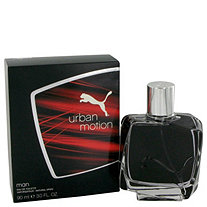 Urban Motion by Puma for Men Eau De Toilette Spray 2 oz