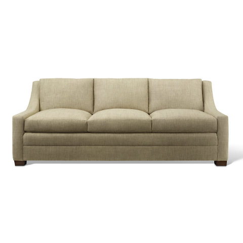 Modern Equestrian Lounge Sofa - Sofas / Loveseats - Furniture ...