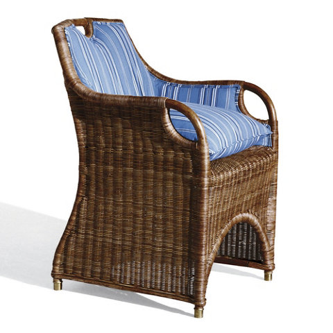 Jamaica Wicker Dining Chair Dining Chairs Furniture Products Ralph Lauren Home