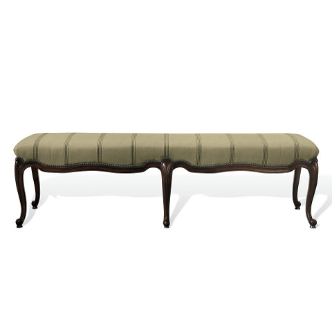 Noble Estate Bench   Chairs / Ottomans   Furniture   Products   Ralph  Lauren Home   RalphLaurenHome.com