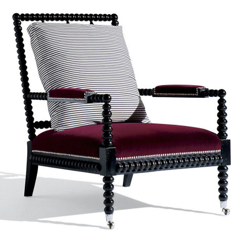 New Bohemian Spindle Chair Furniture Products