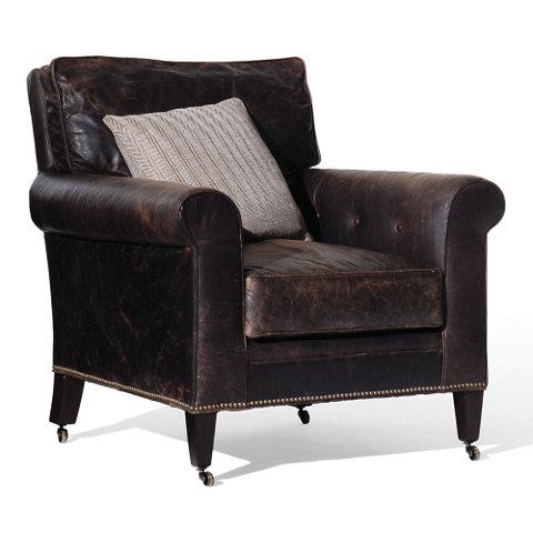 Redmond Club Chair Chairs Ottomans Furniture Products Ralph Lauren Home