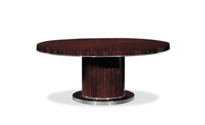 Modern Metropolis Dining Table