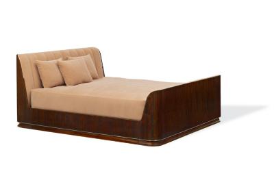 Modern Metropolis Bed