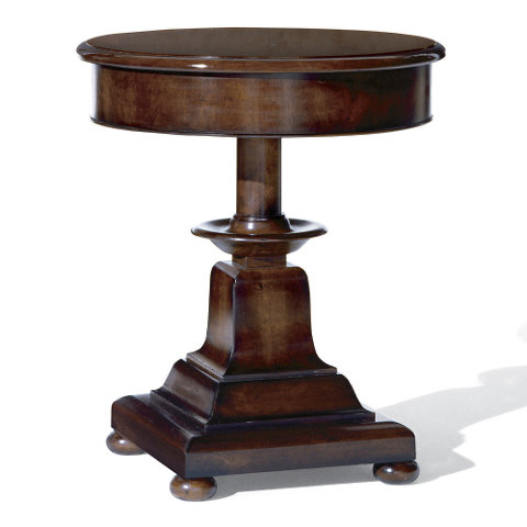 Superior Anglesey End Table   Occasional Tables   Furniture   Products   Ralph Lauren  Home   RalphLaurenHome.com
