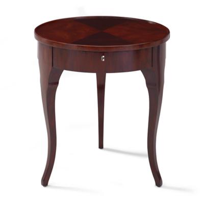 Mayfair Side Table - Classic Mahogany