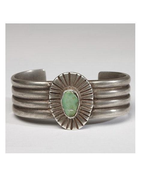 Navajo bracelet, C.1900