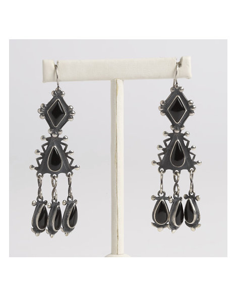 Contemporary Iroquois Earrings