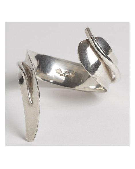 Antonio Pineda Silver Cuff