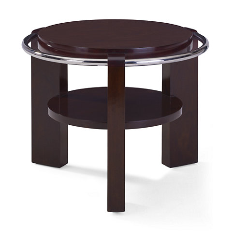 Cote Du0027Azur Starboard End Table   Occasional Tables   Furniture   Products    Ralph Lauren Home   RalphLaurenHome.com