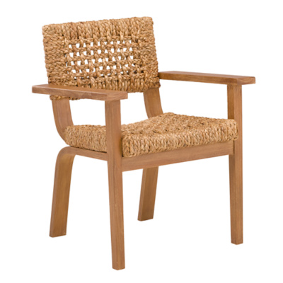 Black Palms Dining Chair