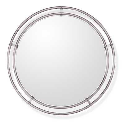 Tubular Steel Bauhaus Mirror