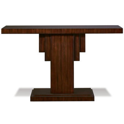 Penthouse Suite Pedestal Console