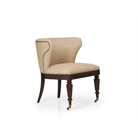 Baynard Conversation Chair   Chairs / Ottomans   Furniture   Products   Ralph  Lauren Home   RalphLaurenHome.com