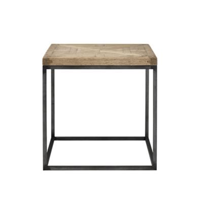 Parquet Ancien Side Table