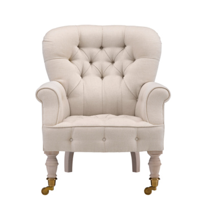 Vesey Tufted Club Chair