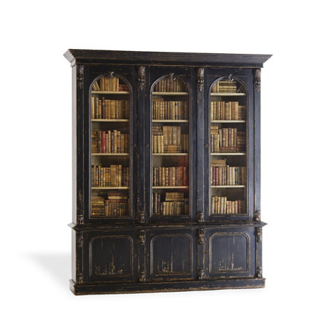 Superior Victorian Bookcase