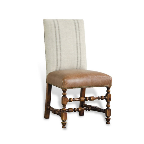 Nice English Dining Chair   Antique Walnut Finish   Dining Chairs   Furniture    Products   Ralph Lauren Home   RalphLaurenHome.com