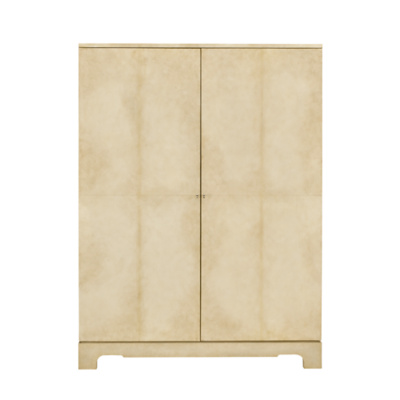 Beauworth Parchment Cabinet