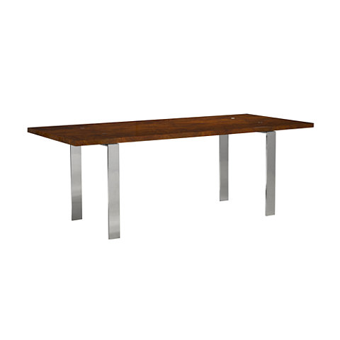 Langham Burl Desk   Desks   Furniture   Products   Ralph Lauren Home    RalphLaurenHome.com