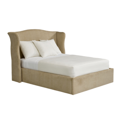 Winged Bed