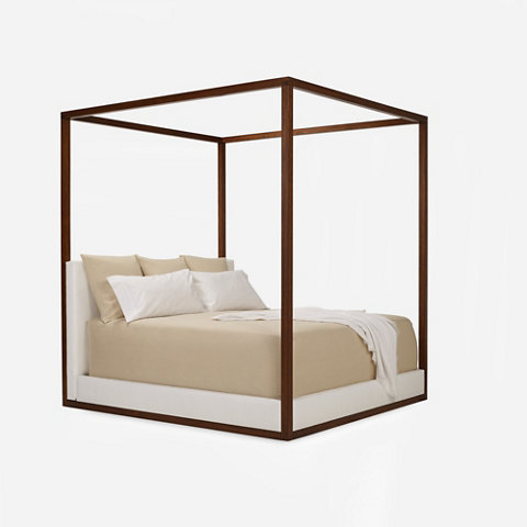 Modern Canopy desert modern canopy bed - beds - furniture - products - ralph