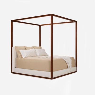 Desert Modern Canopy Bed