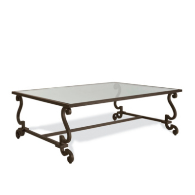 Alpine Lodge Rectangular Cocktail Table
