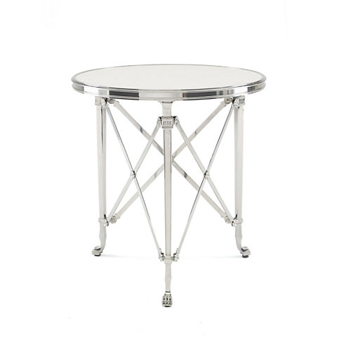 Lovely Cannes Gueridon Table, Limestone   Occasional Tables   Furniture   Products    Ralph Lauren Home   RalphLaurenHome.com