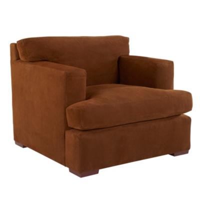 One Fifth Club Chair & Ottoman