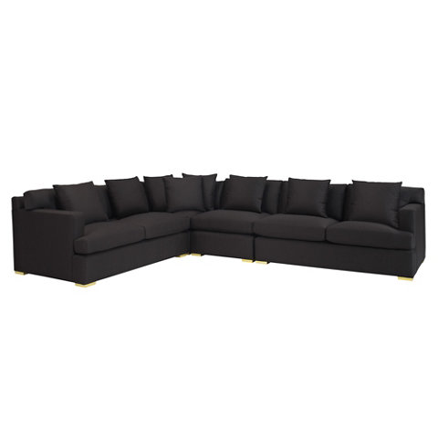 One Fifth Sectional Sofa - Furniture - Products - Products - Ralph Lauren  Home - RalphLaurenHome.com - One Fifth Sectional Sofa - Furniture - Products - Products - Ralph