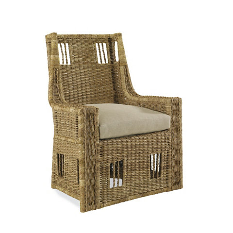 Superb Seagrass Chair   Chairs / Ottomans   Furniture   Products   Ralph Lauren  Home   RalphLaurenHome.com