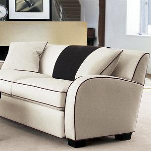 Lauren Home - Moderne Sofa - LaurenHome.com
