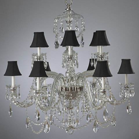 Duchess Large Chandelier With Cut Arms Lighting Products Products Ral
