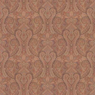 Assyria Paisley  - Terracotta