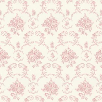 Saratoga Toile  - Rose