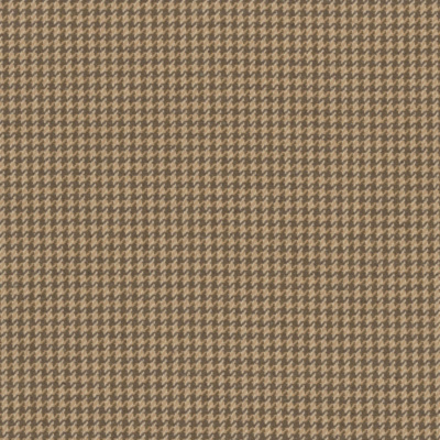 Chesterfield Houndstooth - Chesnut