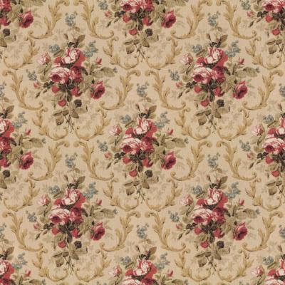 Cottage Rose Floral  - Tea Rose