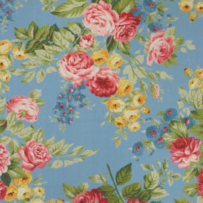 Garden Harbor Floral  - Sky