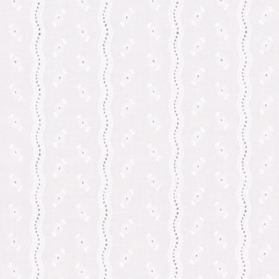 Craigville Eyelet - White