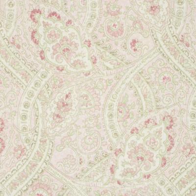 Bridgehampton Paisley – Light Pink/Cream