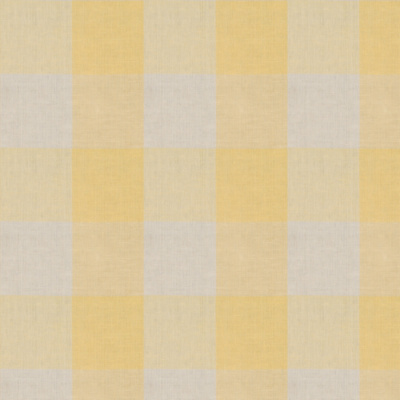 Bedford Gingham - Yellow