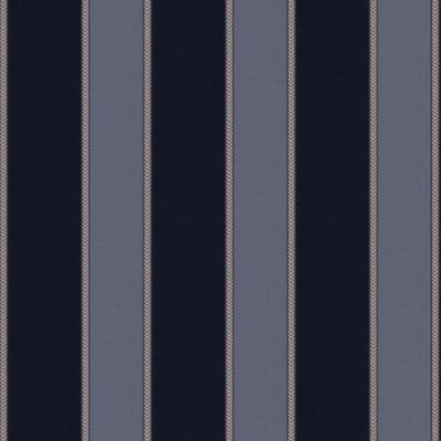 Clarendon Stripe - Regent Blue