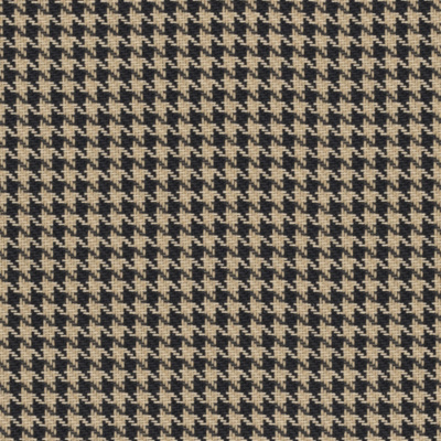 Cambrook Houndstooth - Jet