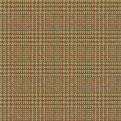 Foxberry Plaid - Gingersnap