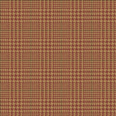 Foxberry Plaid - Cranberry